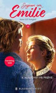 Kjærlighet på prøve (ebok) av Anne-Lill Vestg