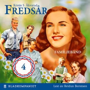 Familiebånd (lydbok) av Kristin S. Ålovsrud