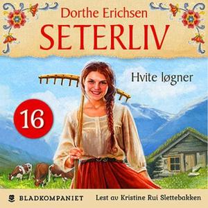 Hvite løgner (lydbok) av Dorthe Erichsen, Dor