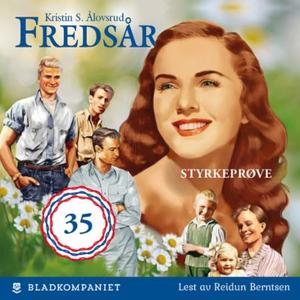 Styrkeprøve (lydbok) av Kristin S. Ålovsrud