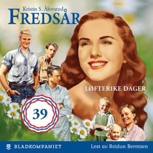 Løfterike dager (lydbok) av Kristin S. Ålovsr