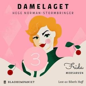 Frida (lydbok) av Hege Norman-Stormbringer