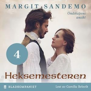 Ondskapens ansikt (lydbok) av Margit Sandemo