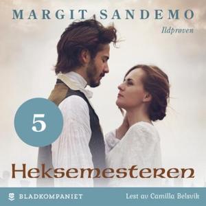 Ildprøven (lydbok) av Margit Sandemo