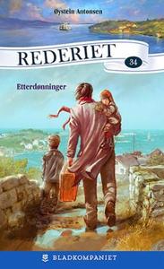 Etterdønninger (ebok) av Øystein Antonsen
