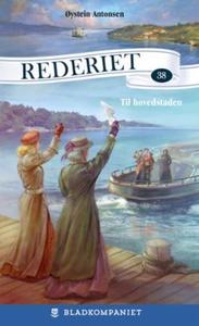 Til hovedstaden (ebok) av Øystein Antonsen