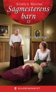 Forandringer (ebok) av Kristin S. Ålovsrud