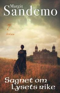 Heksen (ebok) av Margit Sandemo