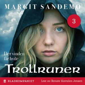 Der vinden får hvile (lydbok) av Margit Sande