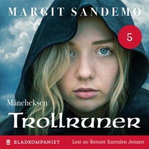 Måneheksen (lydbok) av Margit Sandemo