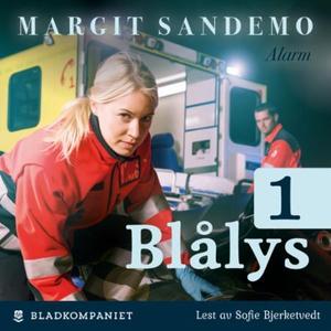 Alarm (lydbok) av Margit Sandemo