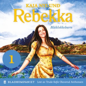 Blåklokkebarn (lydbok) av Kaja Nylund