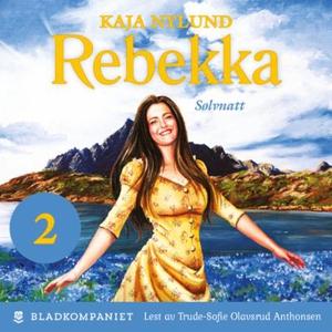 Sølvnatt (lydbok) av Kaja Nylund