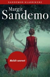 Meldt savnet (ebok) av Margit Sandemo
