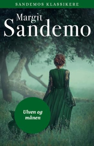 Ulven og månen (ebok) av Margit Sandemo