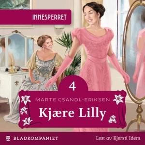 Innesperret (lydbok) av Marte Csandl-Eriksen