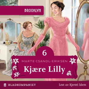 Brooklyn (lydbok) av Marte Csandl-Eriksen