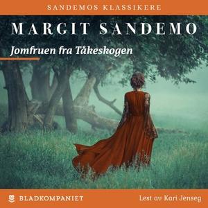 Jomfruen fra Tåkeskogen (lydbok) av Margit Sa