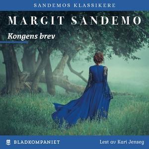 Kongens brev (lydbok) av Margit Sandemo