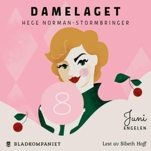 Juni (lydbok) av Hege Norman-Stormbringer