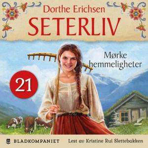 Mørke hemmeligheter (lydbok) av Dorthe Erichs