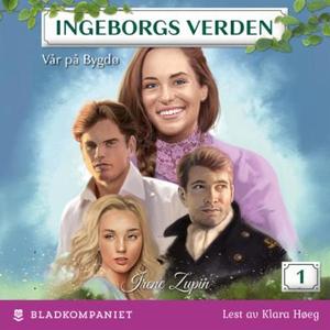Vår på Bygdø (lydbok) av Irene Zupin