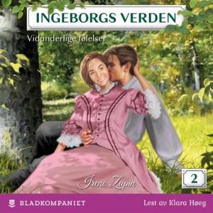 Vidunderlige følelser (lydbok) av Irene Zupin