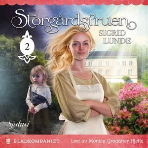 Sjalusi (lydbok) av Sigrid Lunde