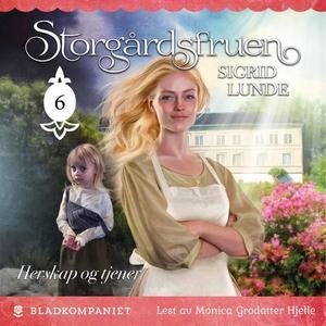 Herskap og tjener (lydbok) av Sigrid Lunde