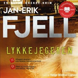 Lykkejegeren (lydbok) av Jan-Erik Fjell