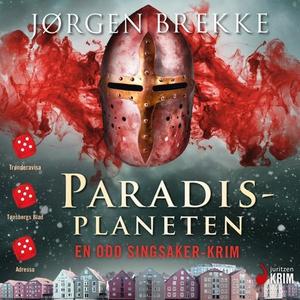 Paradisplaneten (lydbok) av Jørgen Brekke