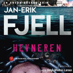 Hevneren (lydbok) av Jan-Erik Fjell