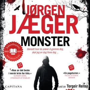 Monster (lydbok) av Jørgen Jæger