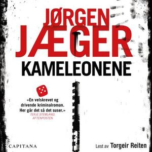Kameleonene (lydbok) av Jørgen Jæger
