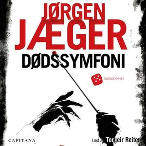 Dødssymfoni (lydbok) av Jørgen Jæger