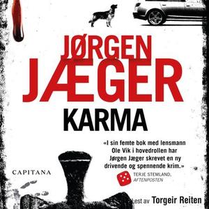 Karma (lydbok) av Jørgen Jæger
