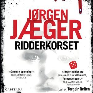 Ridderkorset (lydbok) av Jørgen Jæger