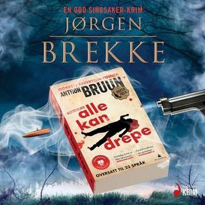 Alle kan drepe (lydbok) av Jørgen Brekke