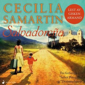 Salvadoreña (lydbok) av Cecilia Samartin