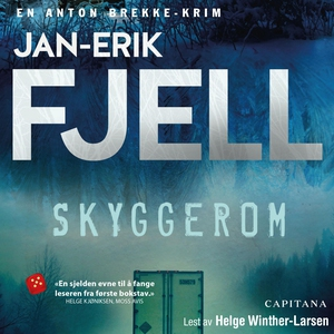 Skyggerom (lydbok) av Jan-Erik Fjell