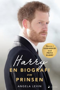 Harry (ebok) av Angela Levin