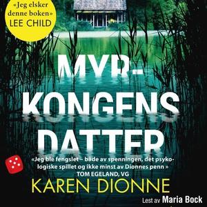 Myrkongens datter (lydbok) av Karen Dionne
