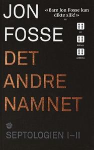 Det andre namnet (lydbok) av Jon Fosse