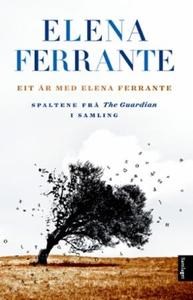 Eit år med Elena Ferrante (ebok) av Elena Fer