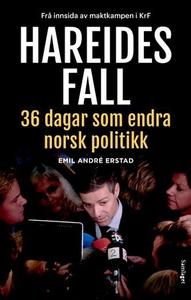Hareides fall (ebok) av Emil André Erstad, Em