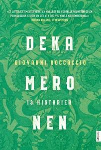 Dekameronen (lydbok) av Giovanni Boccaccio