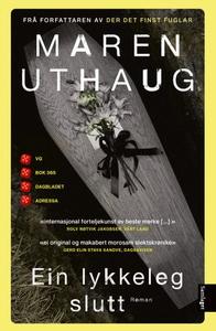 Ein lykkeleg slutt (lydbok) av Maren Uthaug