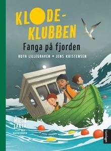 Fanga på fjorden (ebok) av Ruth Lillegraven