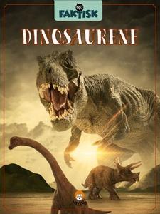 Dinosaurene (ebok) av Ida C. Rahbek Manholt