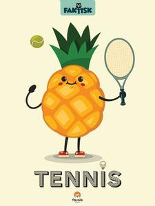 Tennis (ebok) av Ida C. Rahbek Manholt